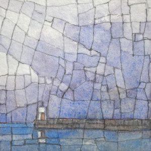 Violet Sky by Stephen Murray