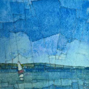 Morning Sail III by Stephen Murray