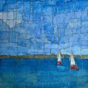 Morning Sail VI by Stephen Murray