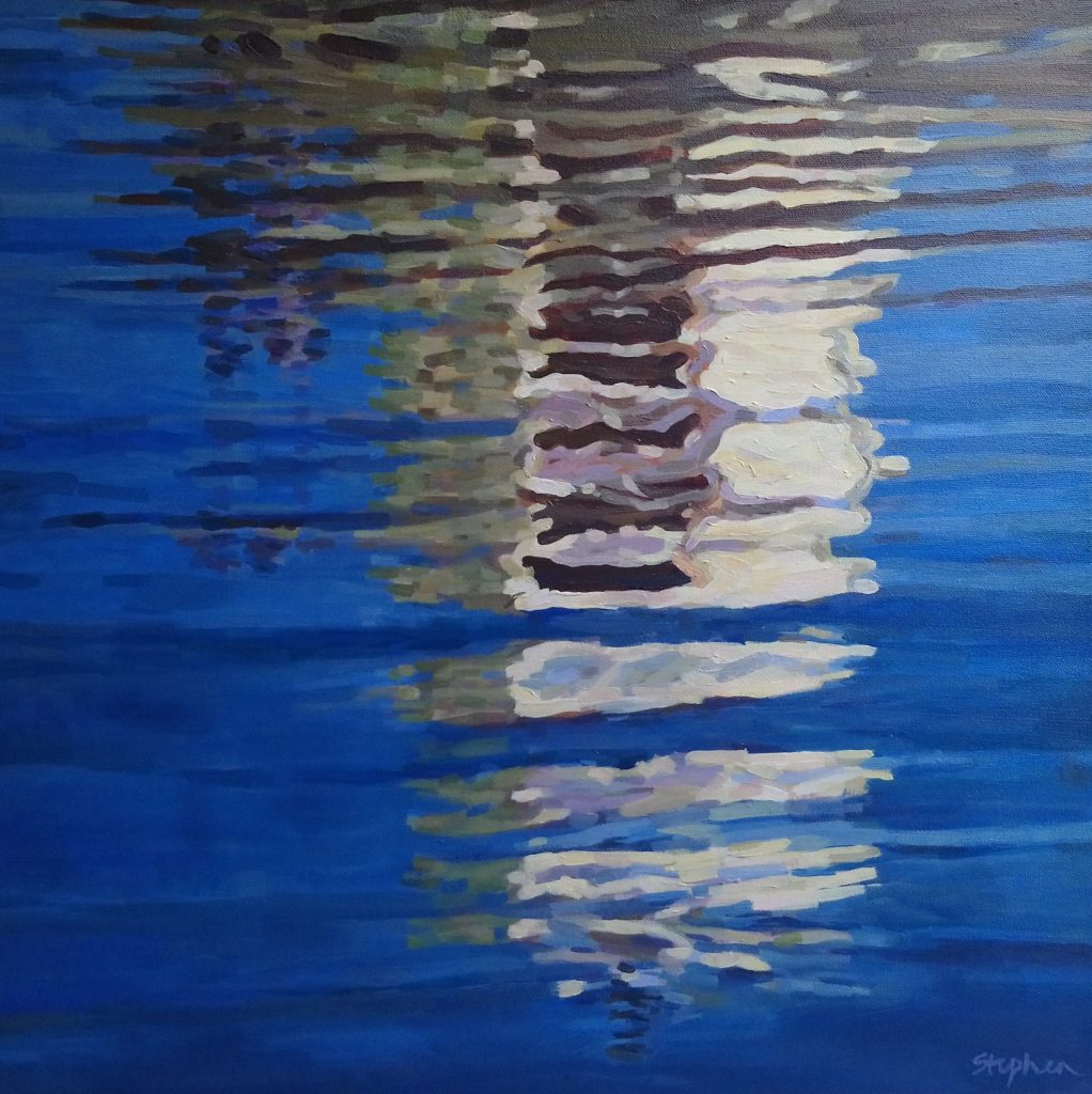 Reflections IV by Stephen Murray